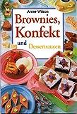 Brownies, Konfekt und Dessertsaucen