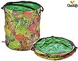 Checklife 903986 Multifunktionstonne für den Garten Gartentonne 120L