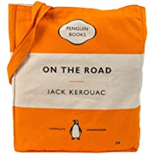 Penguin Book Bag - On the Road