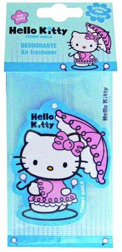 Preisvergleich Produktbild Hello Kitty 10022 Deo 2D Zuckerwatte