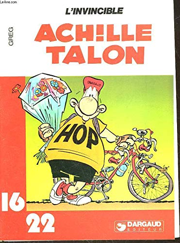 L'Invincible Achille Talon (Achille Talon...) par Greg