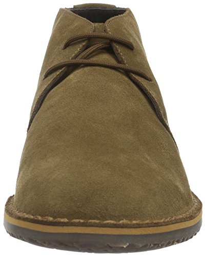 Geox U Zal C, Desert Boots Homme Braun (BROWNC0013)