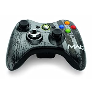 "Xbox 360 – Wireless Controller ""Call of Duty – Modern Warfare 3"" [Import]"
