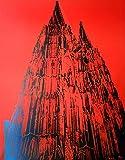 Andy Warhol Kölner Dom Poster Kunstdruck - Kostenloser