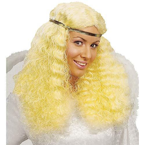 Widmann 6136S Perücke Engel und Meerjungfrau, blond