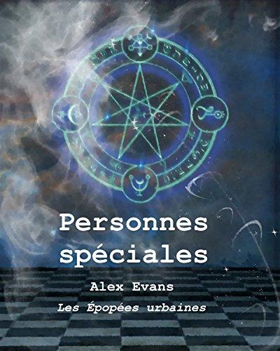 Couverture du livre Personnes spéciales: Le Démon des banlieues (Les Épopées urbaines)