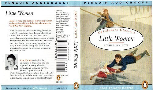 Little Women (Penguin Audiobooks Children's Classics)