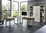 Arbeitszimmer Büromöbel komplett Set OFFICE EDITION (Set 3)