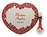 Christina Aguilera Red Sin Geschenkset EDP + Herz-Metallbox, 30 ml