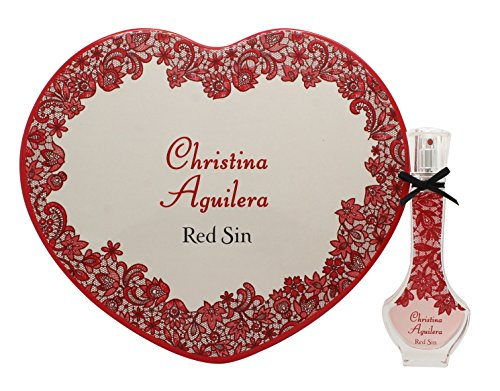 Christina Aguilera Red sin herz-metallbox