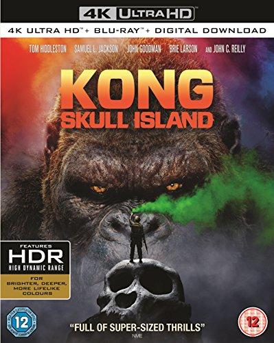 Kong: Skull Island [Blu-Ray 4K]+[Blu-Ray]