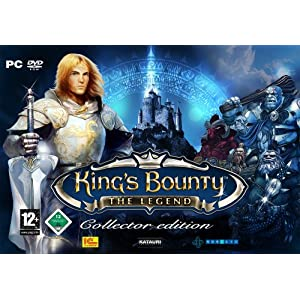 King's Bounty: The Legend – Collector Edition