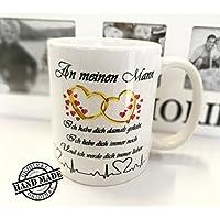 Tasse - An Meinen Mann (Weiß)