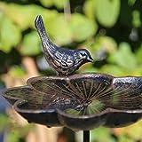 """Vogeltränke """"Blume mit Vogel"""" 47245 VOGELTRÄNKE A F BLUME 47245-350827 - 2"""