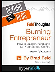 Beyond The Blog: Brad Feld's Burning Entrepreneur: How to Launch, Fund, and Set by Brad Feld (13-Apr-2012) Paperback