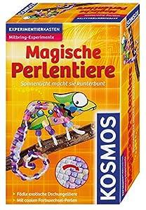 KOSMOS Experimentos y de Investigación 657 420 Perlas mágicas Animales Mitbringexperiment