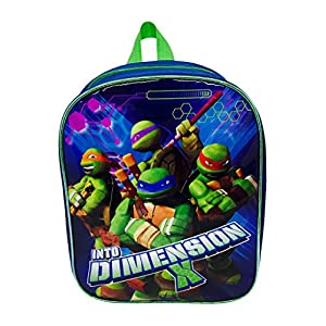518x y8xZ%2BL. SS300  - Teenage Mutant Ninja Turtles Mochila Junior, Multicolor