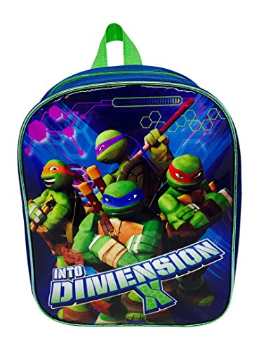 Teenage Mutant Ninja Turtles B108301 - Rucksack, 33 (Spiele Video Ninja Turtle)
