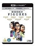 Hidden Figures 4K UHD + BD + DHD [Blu-ray]