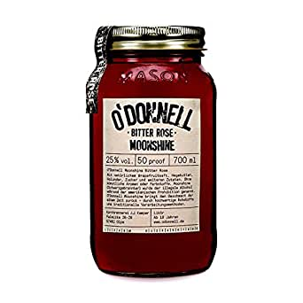 O'Donnell Moonshine – Bitter Rose (1 x 0,7L)