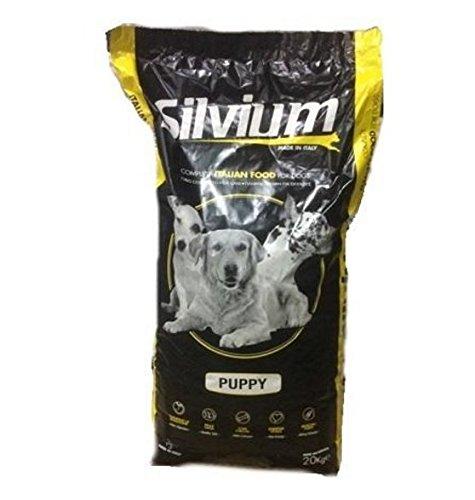 Silvium Puppy 20 kg - Crocchette per cuccioli, per la loro salute e il loro sviluppo