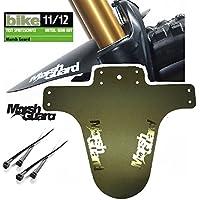 Marsh Guard Mud MTB Face Fender - Protector de salpicaduras (guardabarros) de bicicleta + adhesivo F26 (más logotipo en negro)