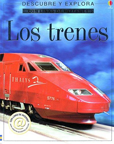 Los trenes (Titles in Spanish) por Stephanie Turnbull