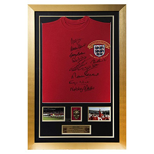 Signed-by-10-Charlton-Hurst-Ball-1966-England-Shirt-1966-World-Cup-Final-Medal