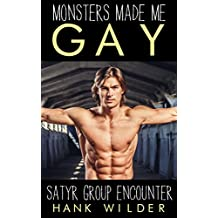 Monster's Made Me Gay: Satyr Group Encounter (English Edition)