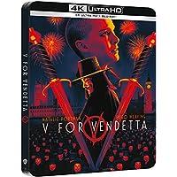 V de Vendetta - Steelbook 4k UHD