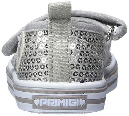 Primigi Baby Mädchen Pbu 7255 Lauflernschuhe Silber (Silver)