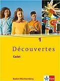 Découvertes Cadet. Das neue Lehrwerk speziell für jüngere Lerner / Schülerbuch 5. Schuljahr