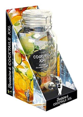 Cocktails XXL par Guillaume Guerbois