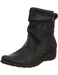 Mephisto-Chaussure Bottine-SEDDY Noir cuir 7900-Femme 22975770f15a