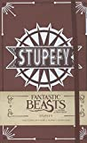 FANTASTIC BEASTS AND WHERE TO FIND THEM: STUPEFY HARDCOVER RULED JOURNAL (Insights Journals)