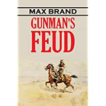 Gunman's Feud (1920) (Active Table of Contents) (English Edition)
