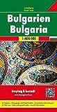 Bulgarien, Autokarte 1:400.000, freytag & berndt Auto + Freizeitkarten