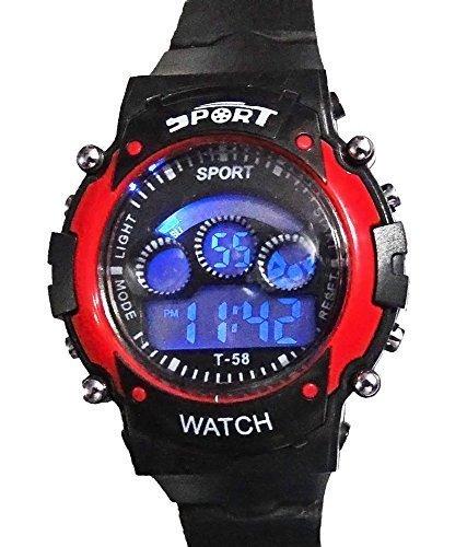 BLUTECH Sports digital black Dial Kids Watch - 20225