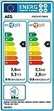 AEG Klimagerät mit Fernbedienung AirOundio AXP26V578HW, (AirSurround-System, ideales Raumklima, Kühlen, Heizen Ventilieren, Entfeuchten, per App bedienbar, Fernbedienung mit Magnethalterung, mobil), weiß, 950011047 - 2