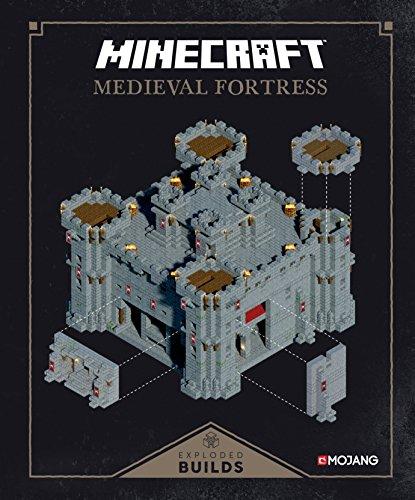 Preisvergleich Produktbild Minecraft: Exploded Builds: Medieval Fortress: An Official Mojang Book