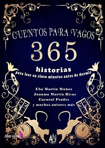 CUENTOS PARA VAGOS de Eba Martín Muñoz