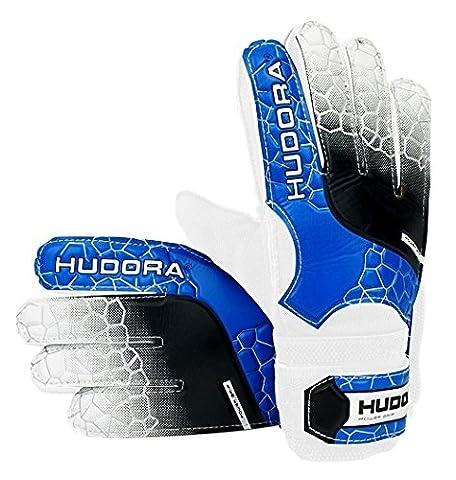 HUDORA Torwart-Handschuhe Kinder, Gr. M - Fußball-Handschuhe -