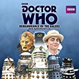 Doctor Who: Remembrance of the Daleks: A 7th Doctor novelisation