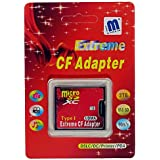 ST4022 ID9322 EXTREME Adaptateur de cartes MicroSD SDHC SDXC vers CF UDMA6 WIFI-SD support 2 To