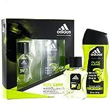 Adidas Pure Game Geschenkset 100ml EDT + 250ml Duschgel
