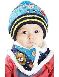 Oyedens Dibujos Animados Bebé Sombreros Sombreros Del Bebé Del Sombrero Del Invierno Del Otoño para El Partido