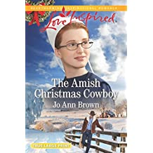 The Amish Christmas Cowboy (Amish Spinster Club)