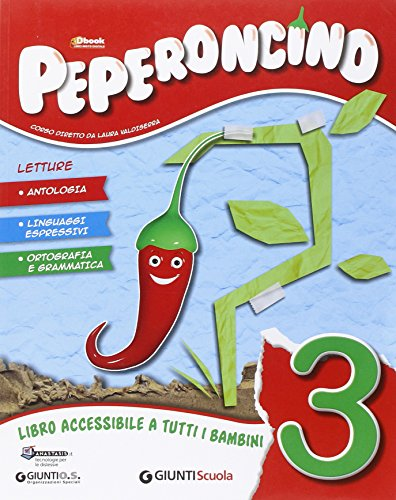 Peperoncino. Per la Scuola elementare. Con e-book. Con espansione online: 3