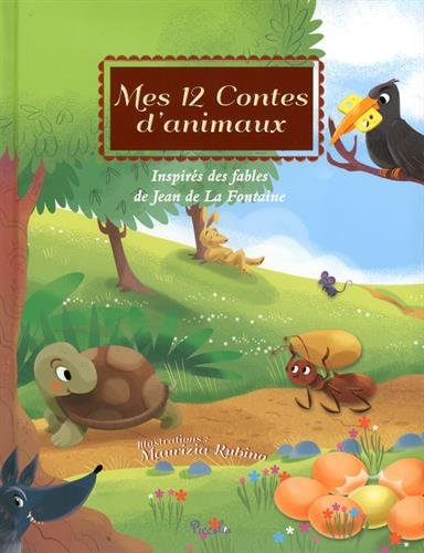Mes 12 contes d'animaux