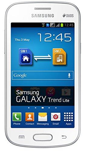 Samsung Galaxy Trend S7392  white
